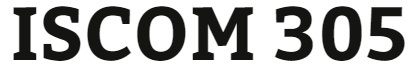 ISCOM 305 Week 5 Final Public Relations Campaign