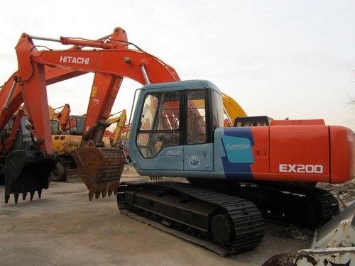 HITACHI EX200-3, EX200LC-3 EXCAVATOR SERVICE REPAIR MANUAL