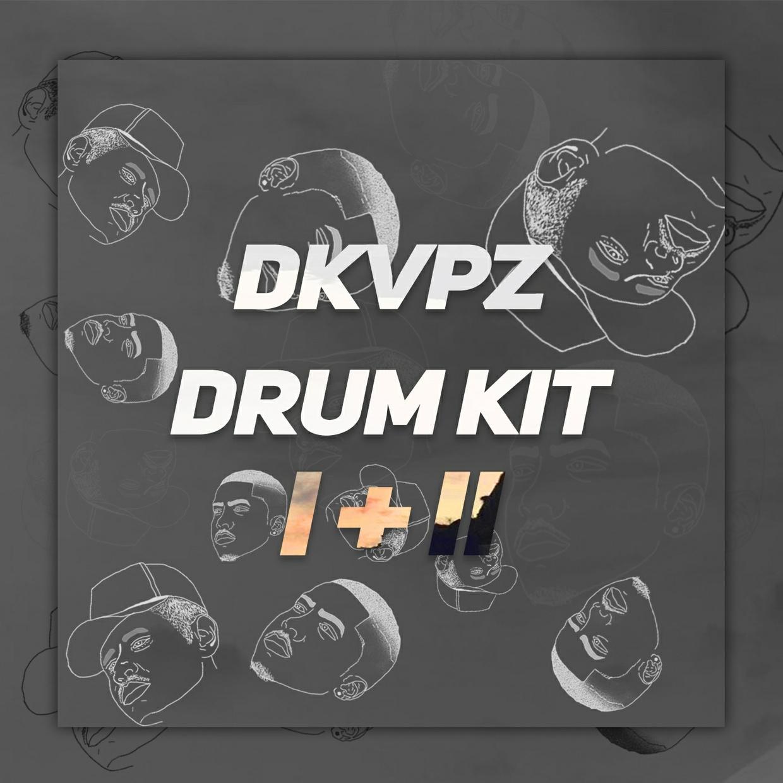 DKVPZ Drumkit vol.1 + vol.2