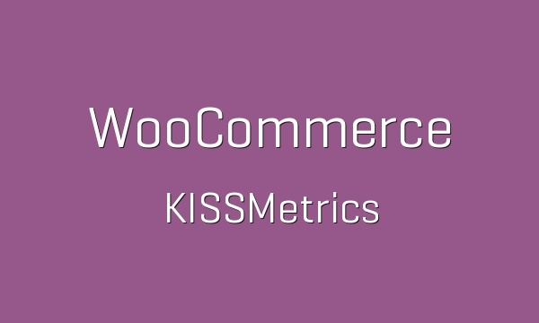 WooCommerce KissMetrics 1.10.1 Extension