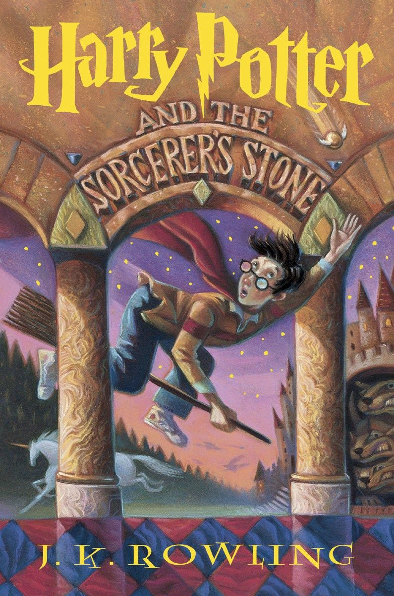 religious ideas and symbolism in harry potter and the philosophers stone a novel series by jk rowlin Buy harry potter and the philosopher's stone by jk rowling for $ when a letter arrives for unhappy but ordinary harry potter the series has sold over.