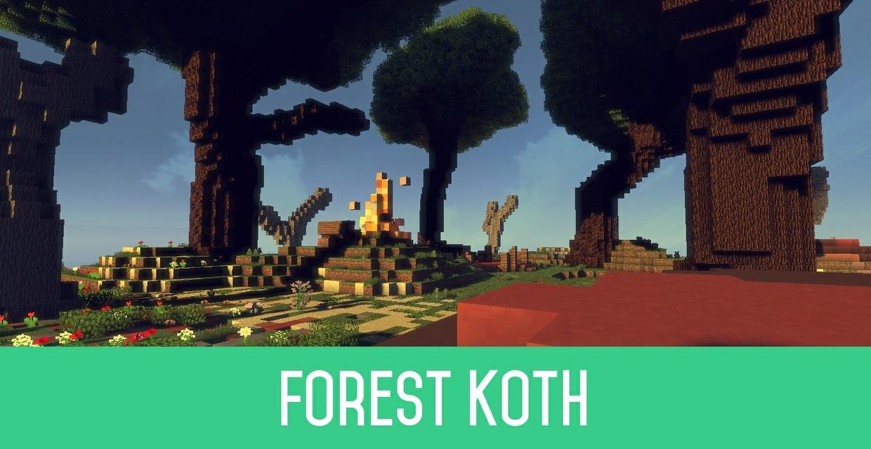 Forest KoTH