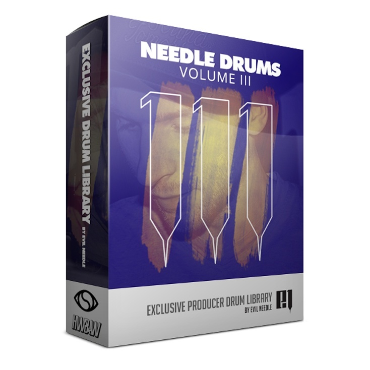 Evil Needle Drum Kit vol. 3