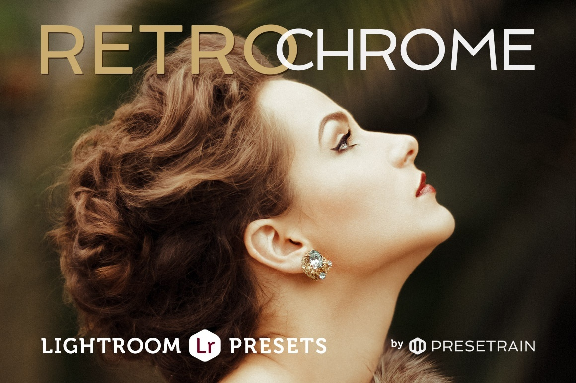 Retrochrome Lightroom Presets