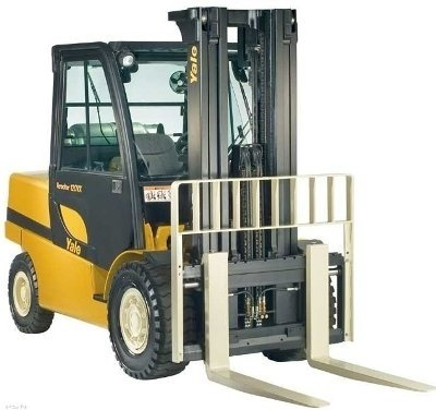 Yale (H813) Forklift Truck GP/GLP/GDP-080VX/090VX/100VX/110VX/120VX Workshop Service Manual