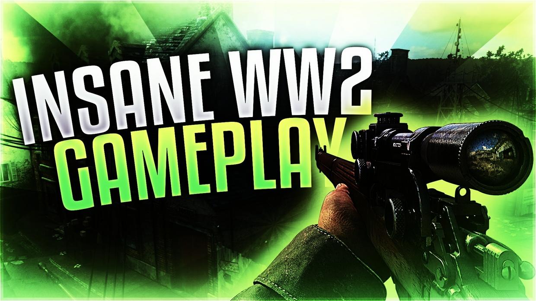 WW2 Thumbnail Template