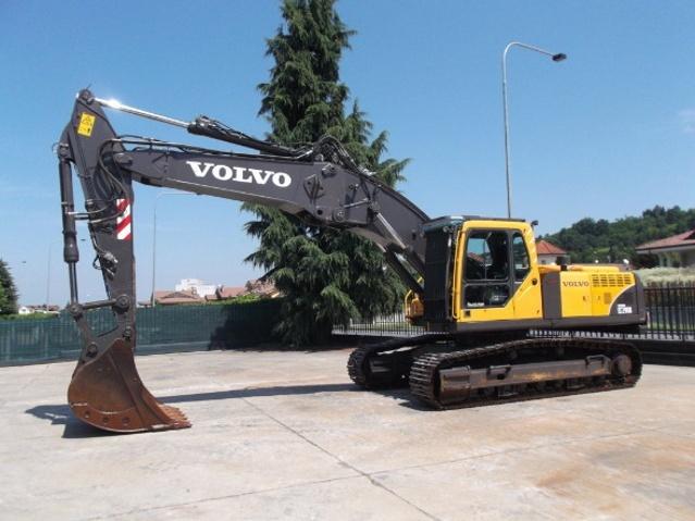 VOLVO EC290 NLC (EC290NLC) EXCAVATOR SERVICE REPAIR MANUAL - DOWNLOAD