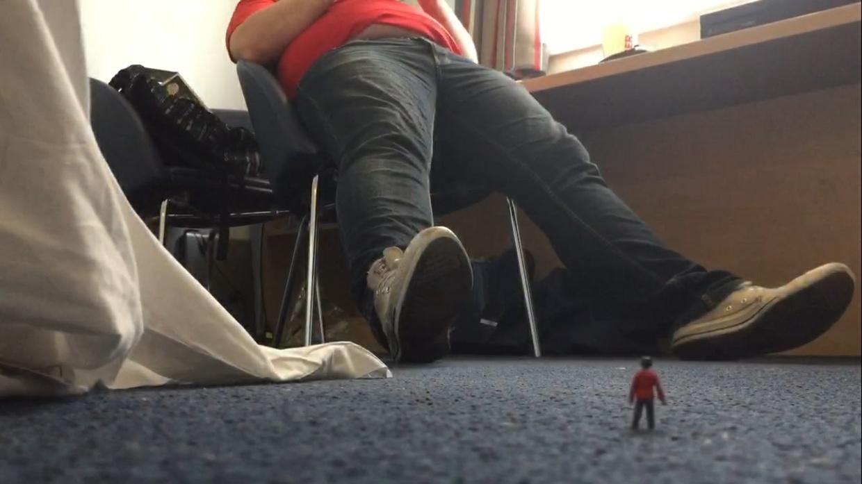 Hotel Room Invasion