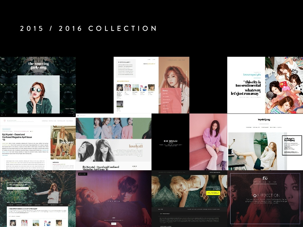 2015 / 2016 Collection