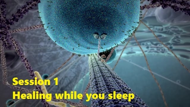 General Health, Overnight Miracle Cures by the Worlds Psychic Top Dreamer, Brian Ladd : Session 1