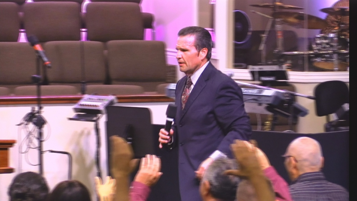 "Rev. Mark Drost 08-27-17pm "" The Distortion of Destiny "" MP4"