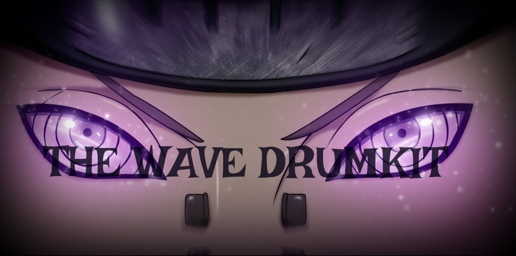 The Wave Drumkit