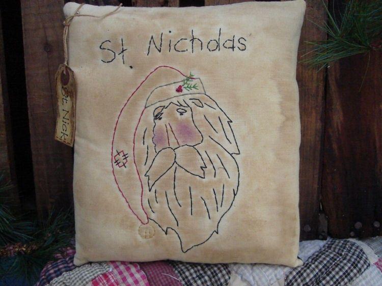 #375 St. Nicholas E Pattern