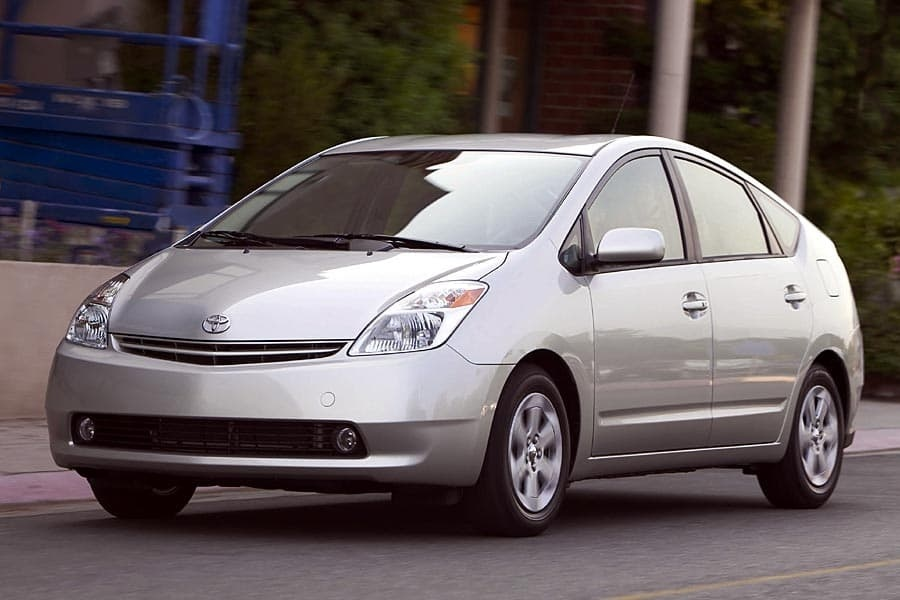 2006 Toyota Prius Hybrid, OEM Service and Repair Manual