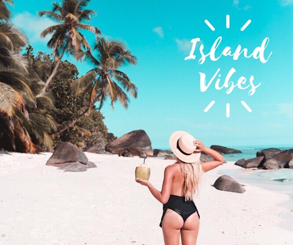 Island Vibes Lightroom Preset Pack