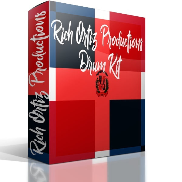 Rich Ortiz Prod Drum Kit  & Sample pack