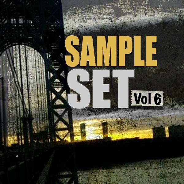 MPC WAV Sample Set v6
