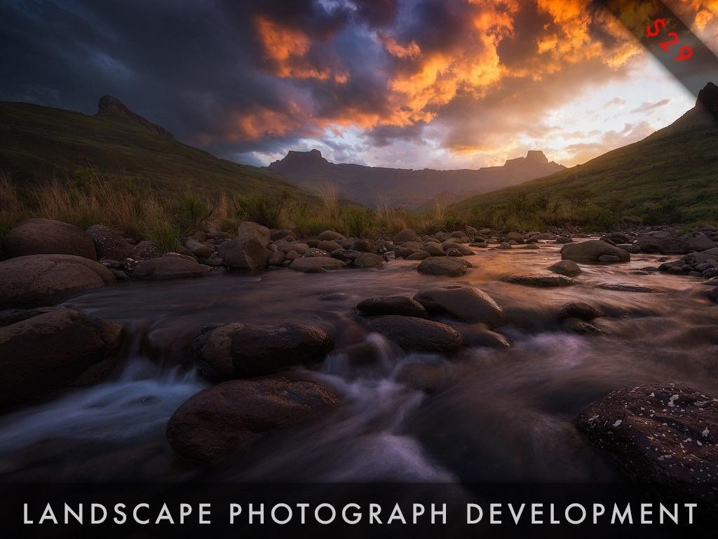 Landscape Photograph Development Video Tutorial Series