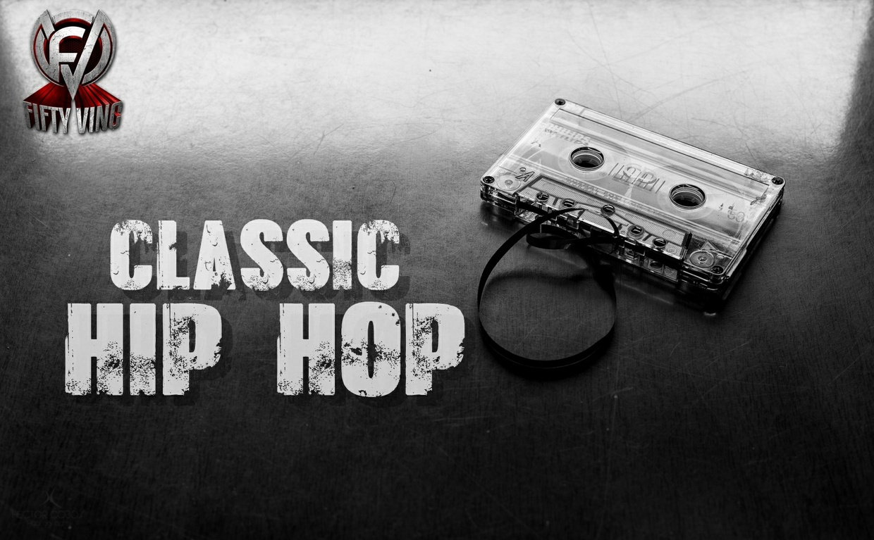 CLASSIC HIP HOP (REAL 80s-90s OLD SCHOOL HIP HOP RAP BEAT)