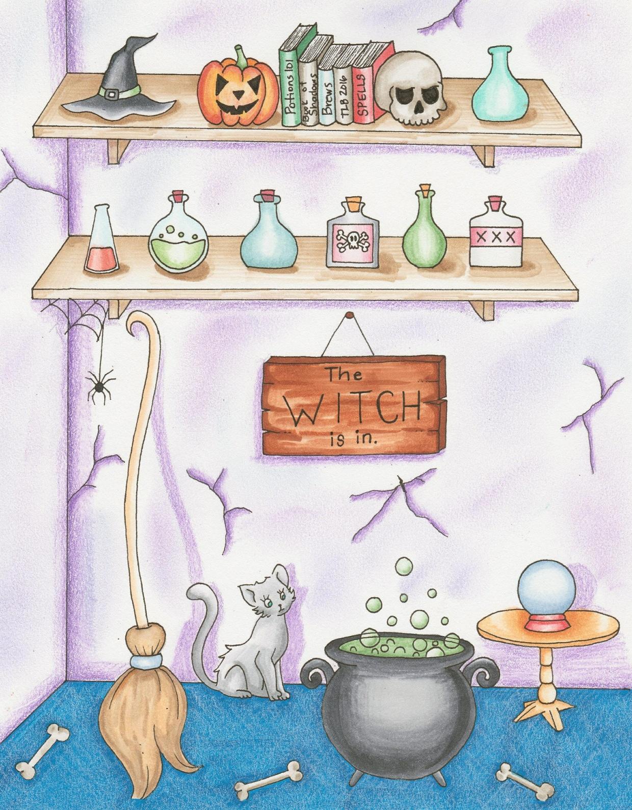 Super Cute Halloween:  The Book PDF