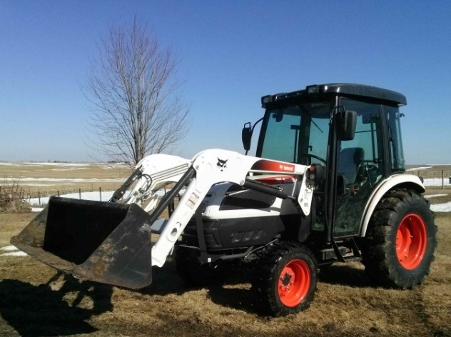 Bobcat CT440, CT445, CT450 Compact Tractor Service Repair Workshop Manual DOWNLOAD