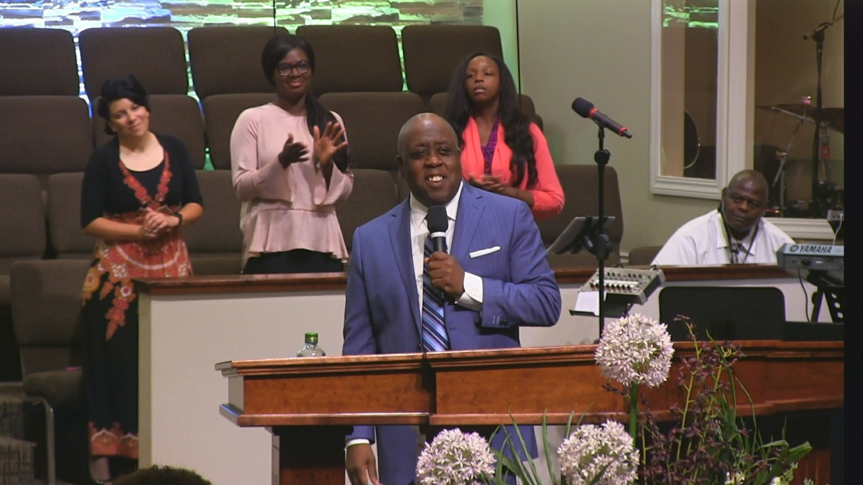 """Pastor Sam Emory 07-09-17am """" The Master's Touch """" MP4"""