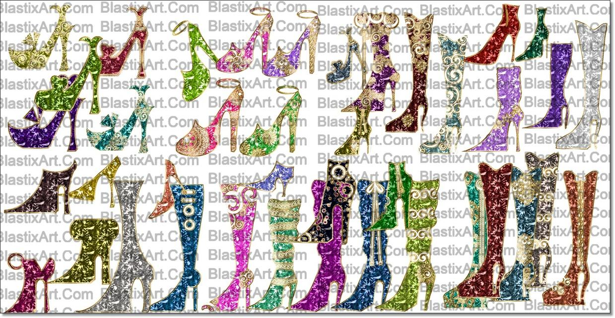 Prime Diamond Shoes Charm