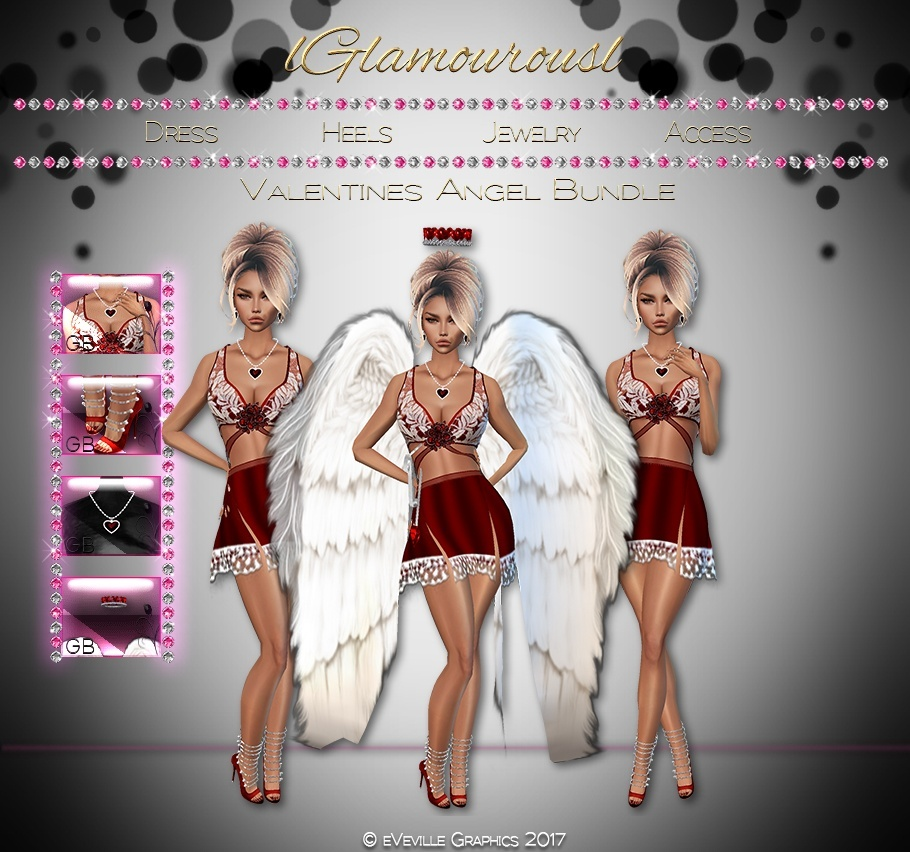 Valentines Angel Collection ~CATALOG ONLY~