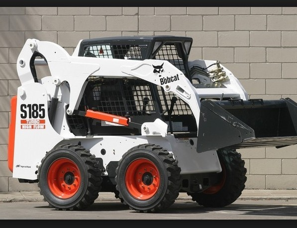 Bobcat S175, S185 Turbo Skid - Steer Loader Service Repair Workshop Manual DOWNLOAD