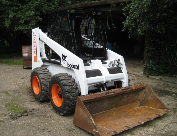 Bobcat 853, 853H Skid Steer Loader Service Repair Workshop Manual DOWNLOAD 6720755 (6-99)
