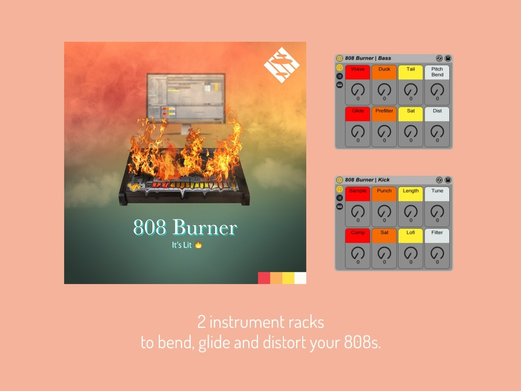 808 Burner