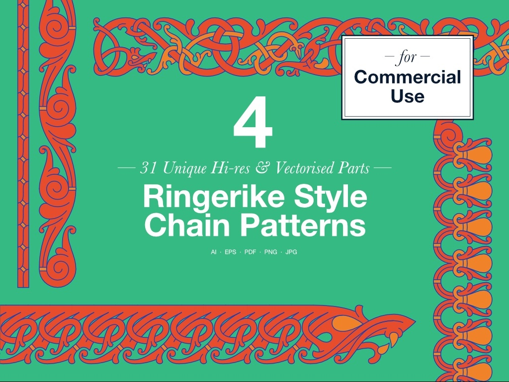 Ringerike Chains - Commercial Use