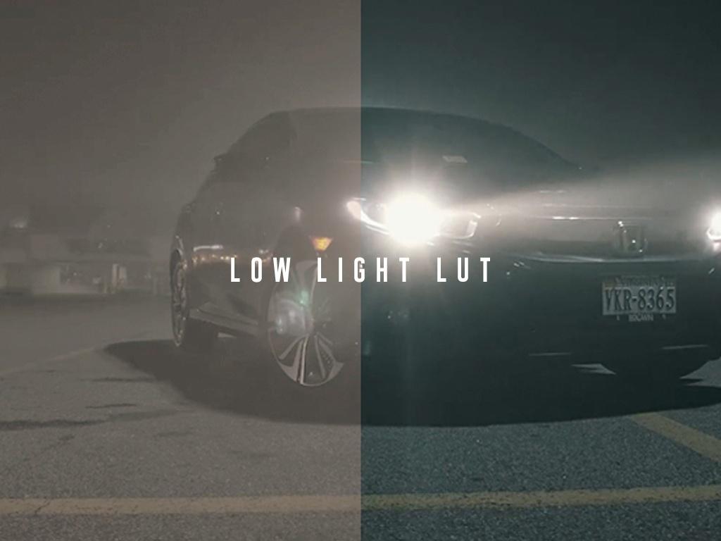 Low Light LUT