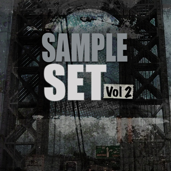 MPC WAV Sample Set v2