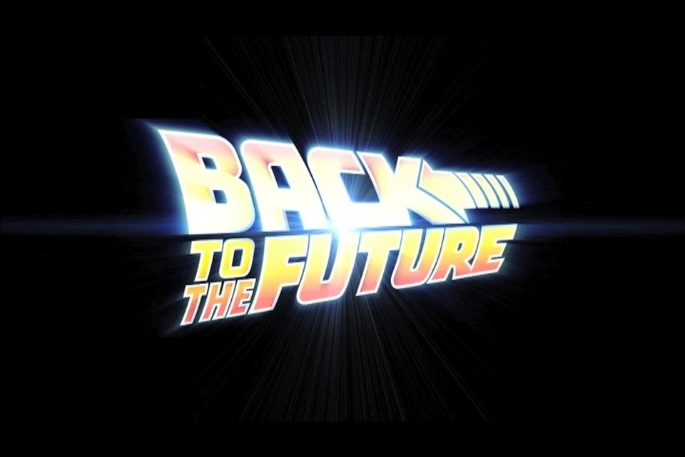 Back to the Future Project file (After Effects)