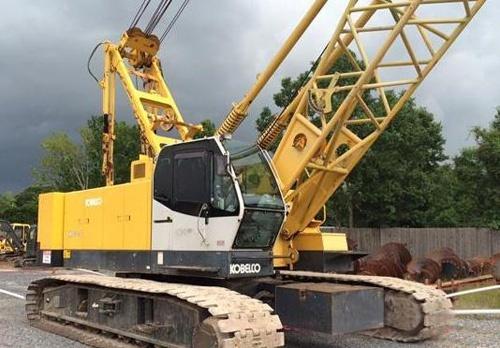 Kobelco CK1000-II CKE900 Crawler Crane Service Repair Shop Manual Download