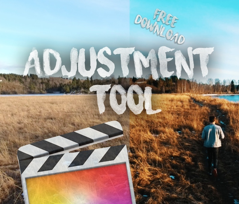 Adjustment Tool / Layer for Final Cut Pro X