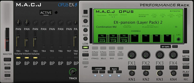 EX-pansion (Layer Pack) 2 (OPUS EX8)