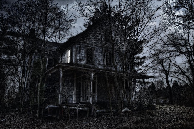H.P. Lovecraft: L'Immagine nella Casa