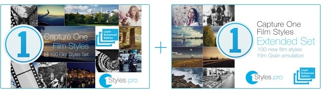 Film Styles LE Bundle
