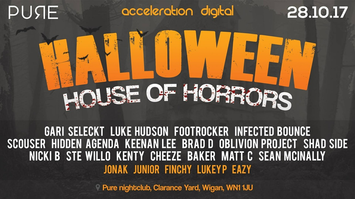 House Of Horrors Promo Edit