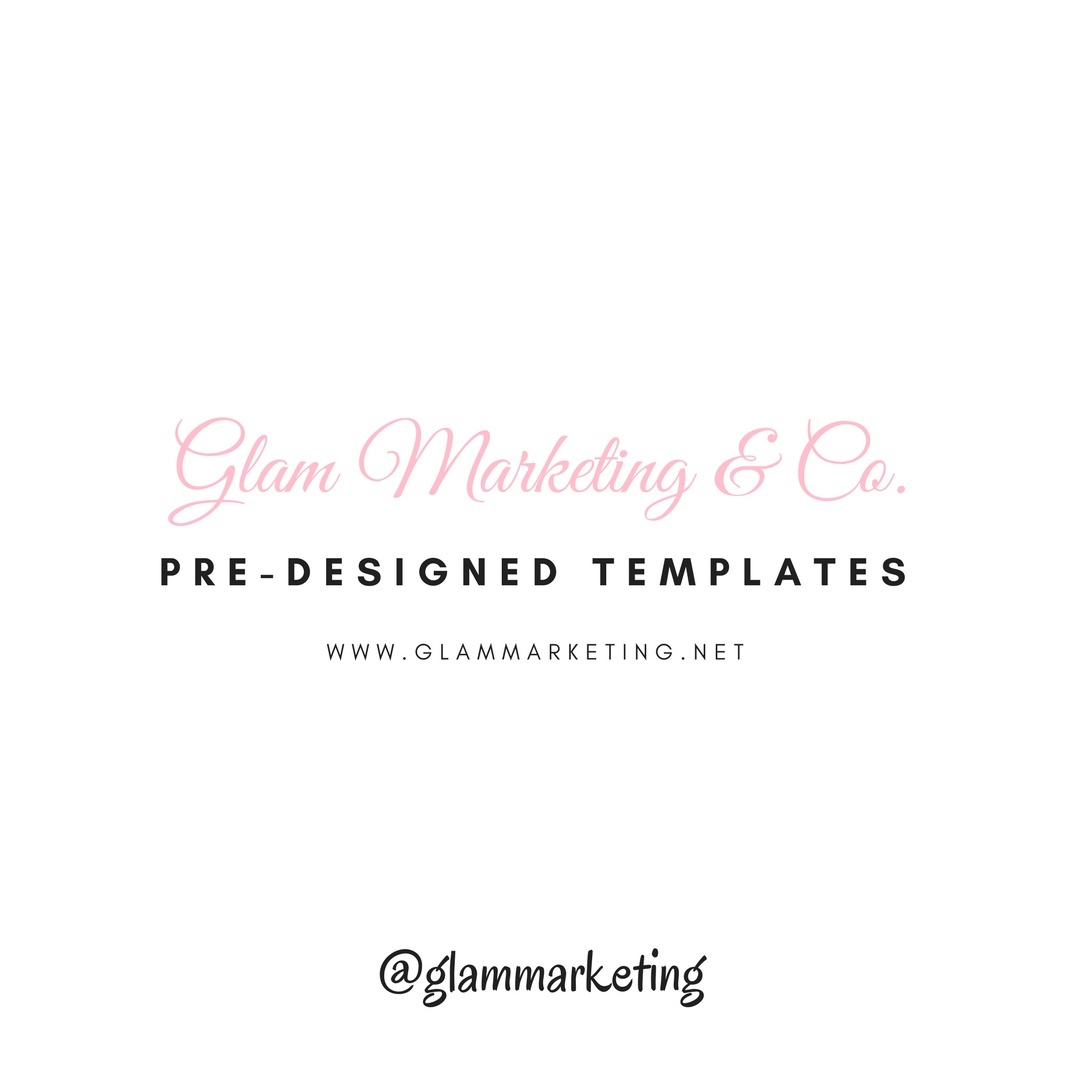 5 for $5 Business Woman Templates