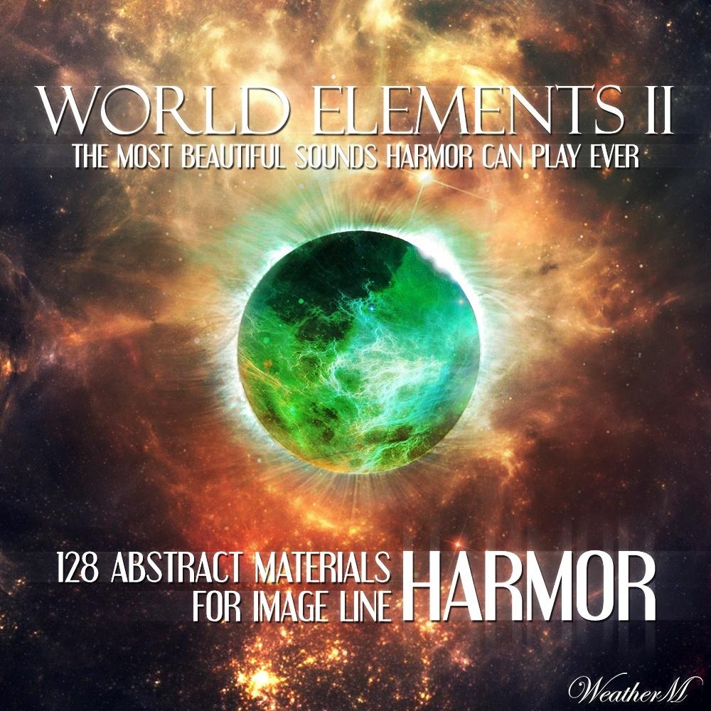 World Elements 2 for Harmor