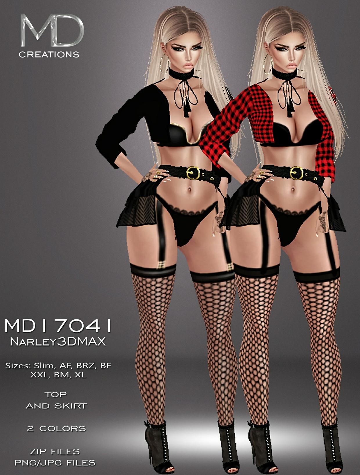 MD17041 - Narley3DMAX