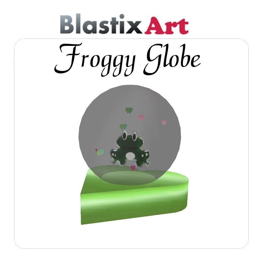 Froggy Globe