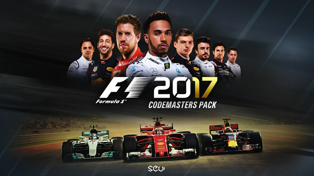 F1 2017 Codemasters Pack (Free)