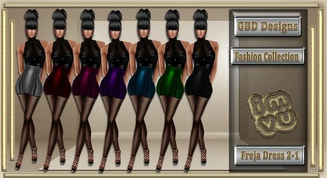 Freja Dress CATALOG ONLY!!
