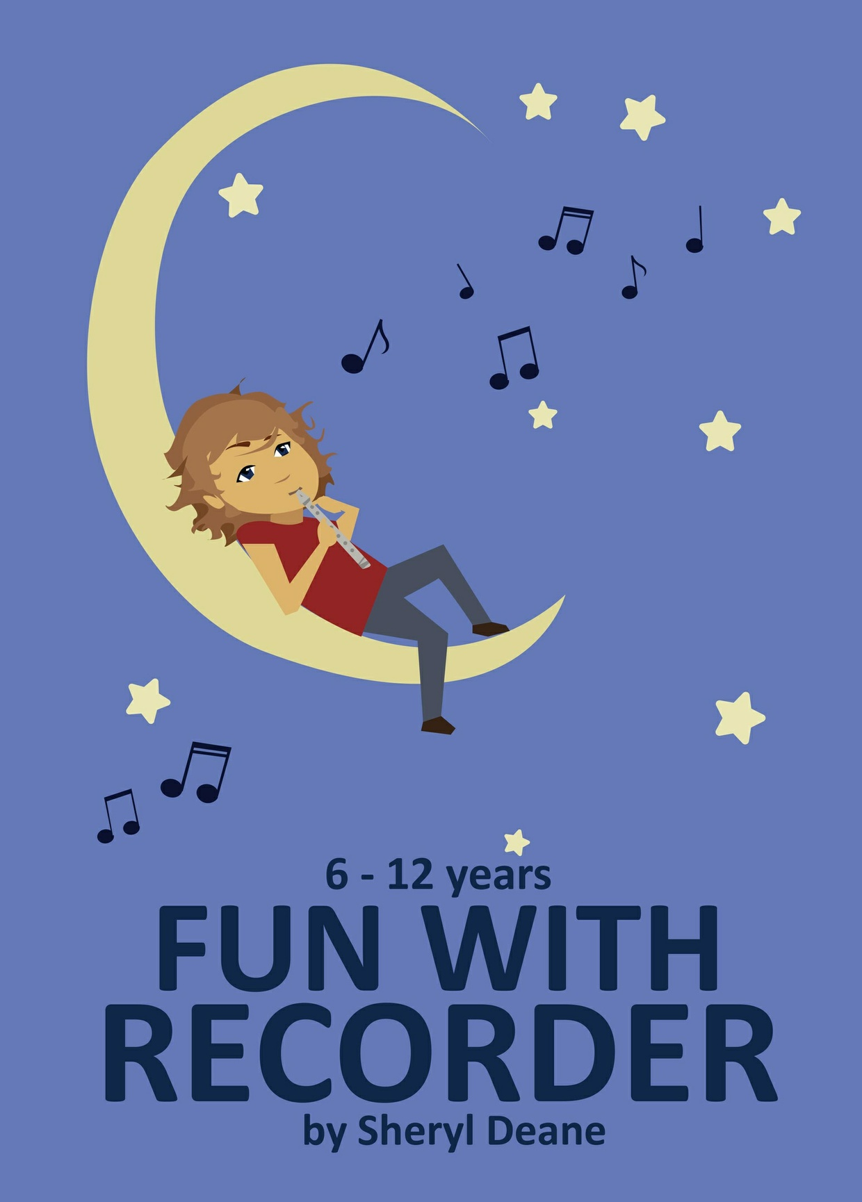 Fun With Recorder By Sheryl Deane (English)