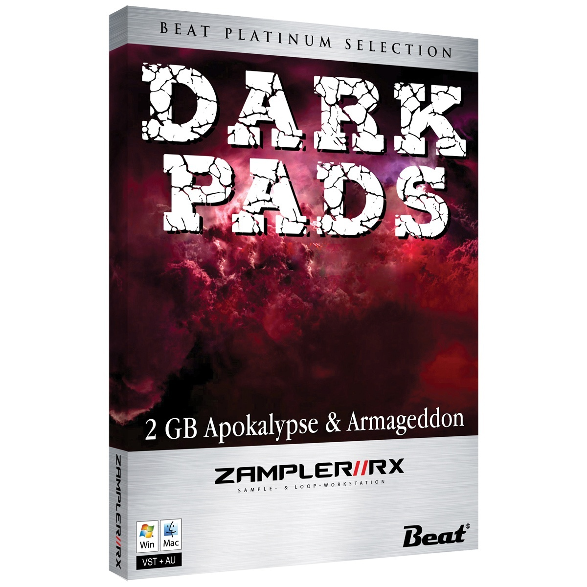 DARK PADS – 40 patches for Zampler//RX workstation (Win/OSX plugin included)