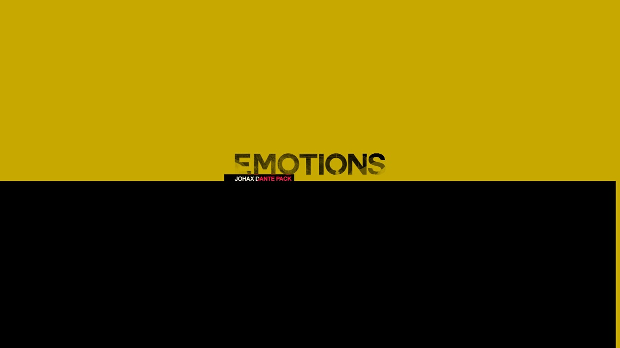 #EMOTIONS by DANTE and YURIS